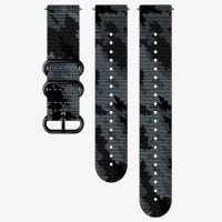 Suunto 24 Explore 2 Textile Strap Concrete/Black M+L 2020