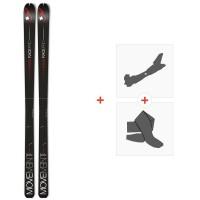 Ski Movement Race Pro 66 2020 + Tourenbindungen + FelleMOV-A-19071