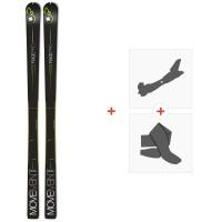 Ski Movement Race Pro 71 2020 + Fixations de ski randonnée + PeauxMOV-A-19072