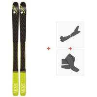 Ski Movement Session 89 2020 + Fixations de ski randonnée + PeauxMOV-A-19063