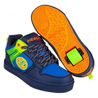 Heelys Chaussures Motion 2.0 Navy/Bright Yellow/Orange 2019
