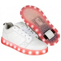 Heelys Chaussures Premium 1 Lo Triple White 2019