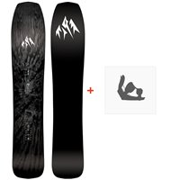 Snowboard Jones Ultra Mind Expander 2020 + Fixations de Snowboard