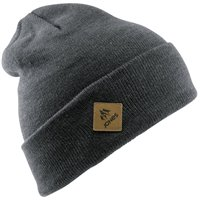 Jones Beanie Baker Charcoal 1Size 2020