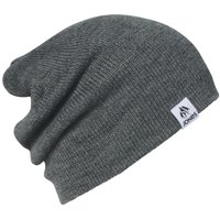 Jones Beanie Tahoe Charcoal 1Size 2020