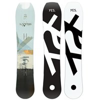 Snowboard Yes  Hybrid 2020
