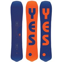 Snowboard Yes The Y. 2020