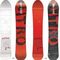 Snowboard Nitro Fusion 2020