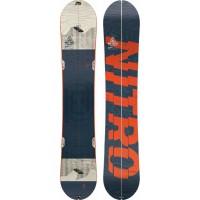 Snowboard Nitro Nomad Set 2020