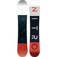Snowboard Nitro Team Gullwing 2020