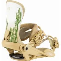 Fixation Snowboard Nitro IVY Cactus 2020