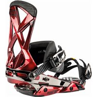 Fixation Snowboard Nitro Phantom Candy Apple 2020