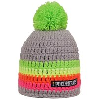 Poederbaas Colorful Hat - Gray / Green / Yellow / Orange 2020