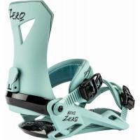 Fixation Snowboard Nitro Zero Silt 2020