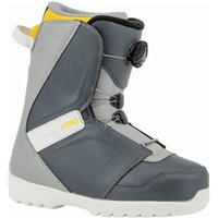 Boots Snowboard Nitro Droid Boa Navy Blue-Grey-Yellow 2020