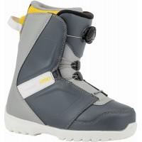 Boots Snowboard Nitro Droid Boa Navy Blue-Grey-Yellow 2020