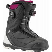Boots Snowboard Nitro Cypress Boa Dual Black-White 2020