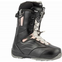 Boots Snowboard Nitro Crown Tls Black-Rose 2020