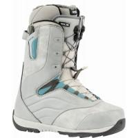 Boots Snowboard Nitro Crown Tls Grey-Steel Blue 2020