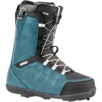 Boots Snowboard Nitro Thunder Tls Navy Blue-Black 2020