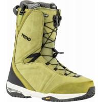 Boots Snowboard Nitro Team Tls Two Tone Green 2020