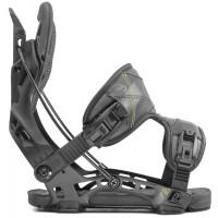 Fixation Snowboard Flow Nx2 Black 2020
