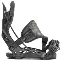 Fixation Snowboard Flow Nx2 Hybrid Black 2020