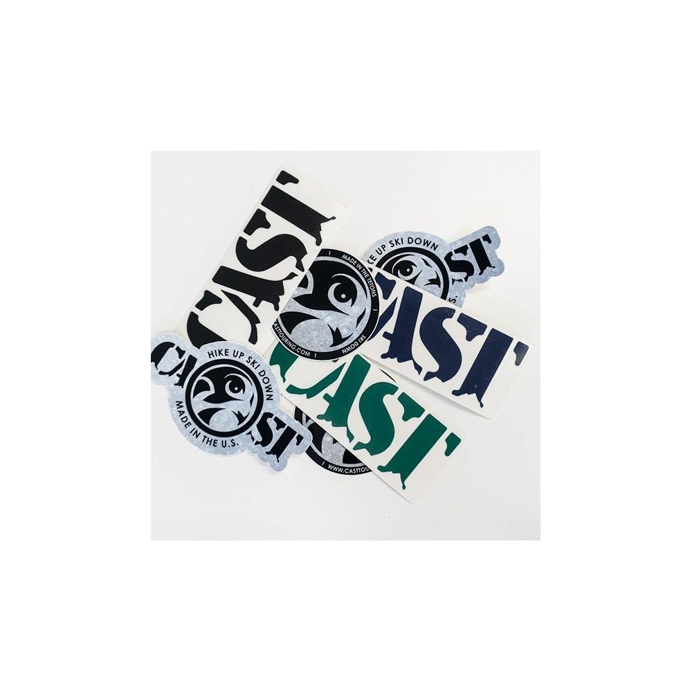 Cast Sticker Pack 2020