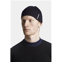 Emyun Rigi Ribbed Beanie Midnight Blue 2020