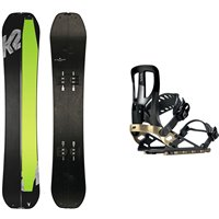 Splitboard K2 Maraider Split Package 2020 + K2 Far Out + Pomoca Free 2.011D0001.1.1