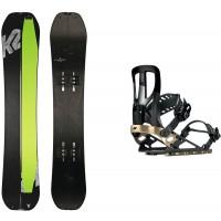 Splitboard K2 Maraider Split Package 2020 + K2 Far Out + Pomoca Free 2.011D0001.1.1