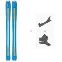 Ski Head Big Joy 2015 + Fixations randonnée + Peau