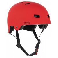 Bullet Deluxe Helmet T35 Adult Matt Red 2019