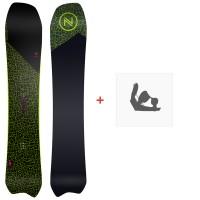 Snowboard Nidecker Tracer 2021 + Snowboard BindungenN.21.SNM.TRA.XX