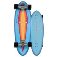 """Surf Skate Carver Blue Haze 31"""" 2020 - Complete"""