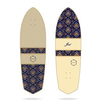 """Yow Padang Padang 34"""" Power Surfing Series Deck Only 2020"""