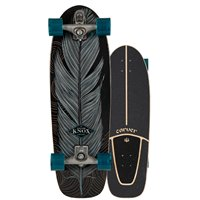 """Surf Skate Carver Knox Quill 31.25"""" 2020 - Complete"""