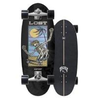 """Surf Skate Carver Lost Bean Bag x 28"""" 2020 - Complete"""