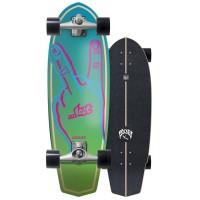 """Surf Skate Carver Lost Plank 31"""" 2020 - Complete"""
