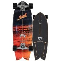 """Surf Skate Carver Lost Psycho Killer 29"""" 2020 - Complete"""
