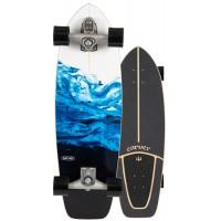 """Surf Skate Carver Resin 31"""" 2020 - Complete"""