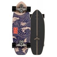 """Surf Skate Carver Snapper 28"""" 2020 - Complete"""