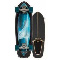 """Surf Skate Carver Super Surfer 32"""" 2020 - Complete"""