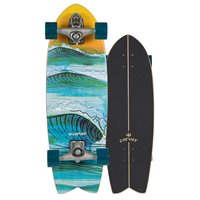 "Surf Skate Carver Swallow 29.5"" 2020 - Complete"