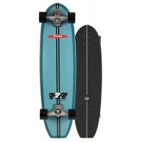 """Surf Skate Carver Tyler 777 36.5"""" 2020 - Complete"""