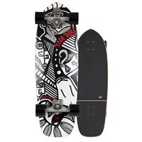 "Surf Skate Carver Yago Skinny Goat 30.75"" 2020 - Complete"