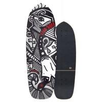 """Surf Skate Carver Yago Skinny Goat 30.75"""" 2020 - Deck Only"""