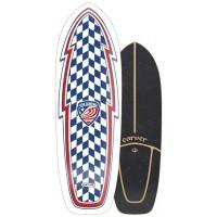 Surf Skate Carver Usa Booster 30.75'' 2020 - Deck Only