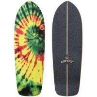 """Surf Skate Carver Tye Stick 25.5"""" 2020 - Deck Only"""