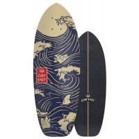 """Surf Skate Carver Snapper 28"""" 2020 - Deck Only"""